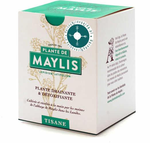 Przyprawy i zioła - Herbatka lecznicza z opactwa Maylis 30g, - 60145