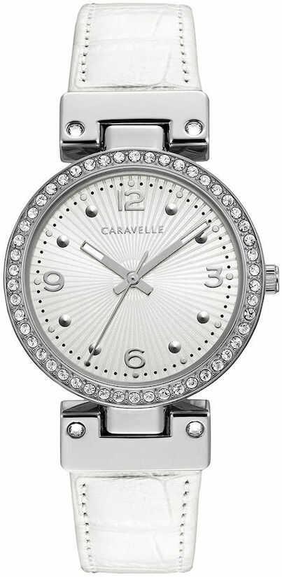 Zegarek Caravelle 43L208 - CENA DO NEGOCJACJI - DOSTAWA DHL GRATIS, KUPUJ BEZ RYZYKA - 100 dni na zwrot, możliwość wygrawerowania dowolnego tekstu.