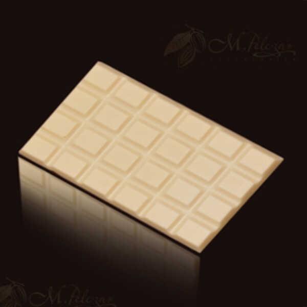 Klasyczna tabliczka - Czekolada biała 25,9% - Możesz wybrać tylko 5 dodatków Możesz wybrać tylko 5 dodatków!