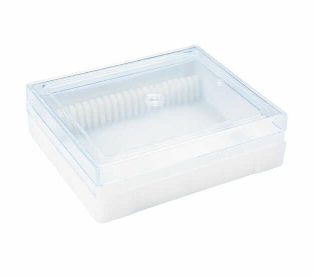 Pudełka transportowe na szkiełka cytologiczne 25 - miejscowe