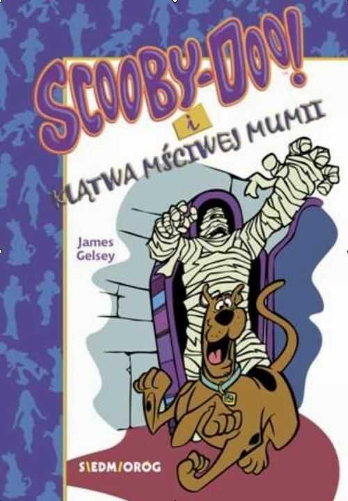 Scooby-Doo! i klątwa mściwej mumii - James Gelsey - ebook