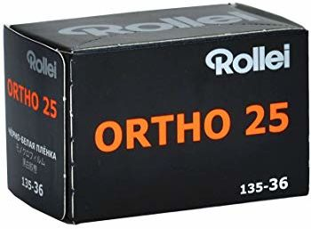 Rollei Ortho 25/135/36