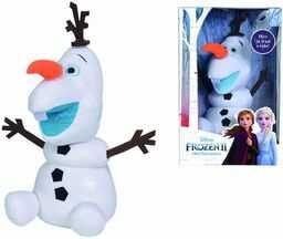 Simba - Disney Frozen Olaf interaktywny 30 cm, 3 lata, 6315876938009
