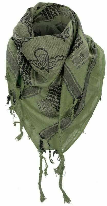 Mil-Tec Chusta Arafatka Paratrooper Olive