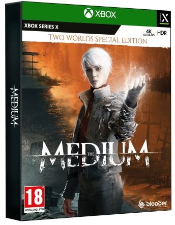 The Medium Two Worlds Special Edition XSX