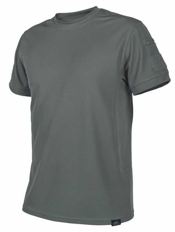 Koszulka termoaktywna Tactical T-shirt Helikon TopCool Shadow Grey (TS-TTS-TC-35)