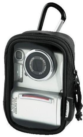 Hama Hook DF 15 ClearLine torba na aparat czarna