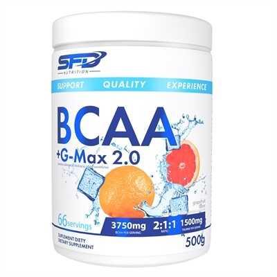 BCAA+G-Max 2.0 500g