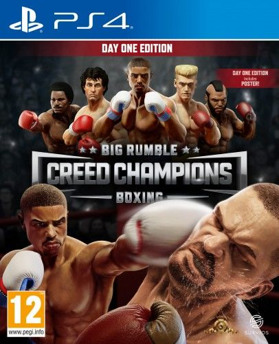 Big Rumble Boxing: Creed Champions PS 4