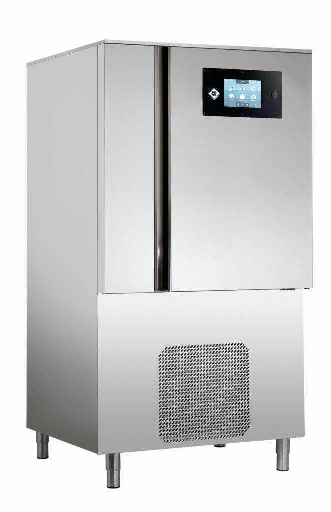 Schładzarko-zamrażarka szokowa 10xGN 2/1 2390W 1020x1022x(H)1843mm