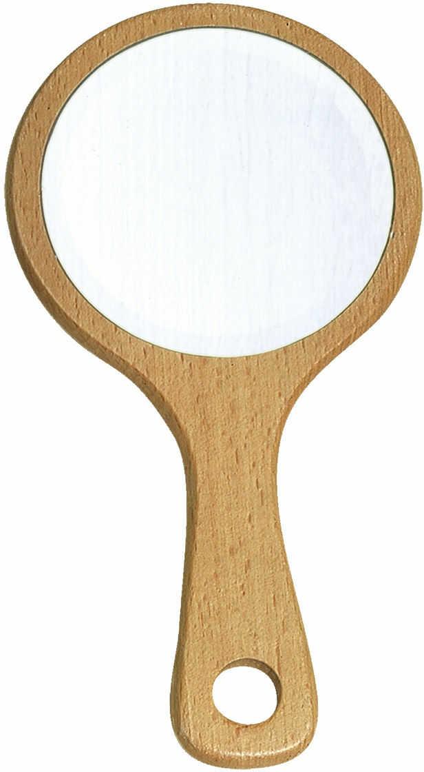 Lusterko Ręczne Drewniane Redecker