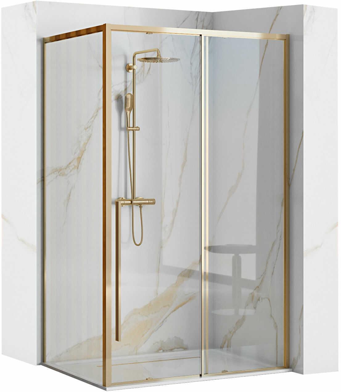 Rea Kabina prysznicowa SOLAR GOLD 90x90