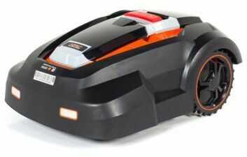Robot koszący NAC RLM1500G2-NG Dogodne raty! DARMOWY TRANSPORT!
