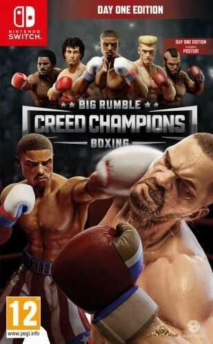 Big Rumble Boxing: Creed Champions NS