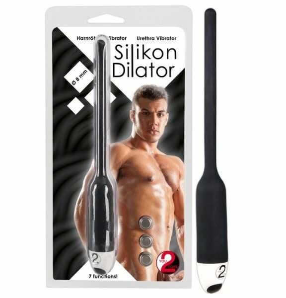 Silikon Dilator