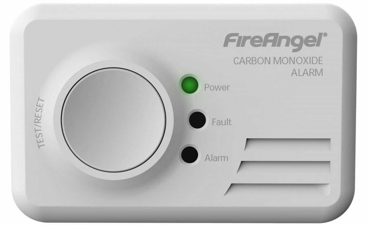 FireAngel Czujnik czadu CO-9X10-PLT