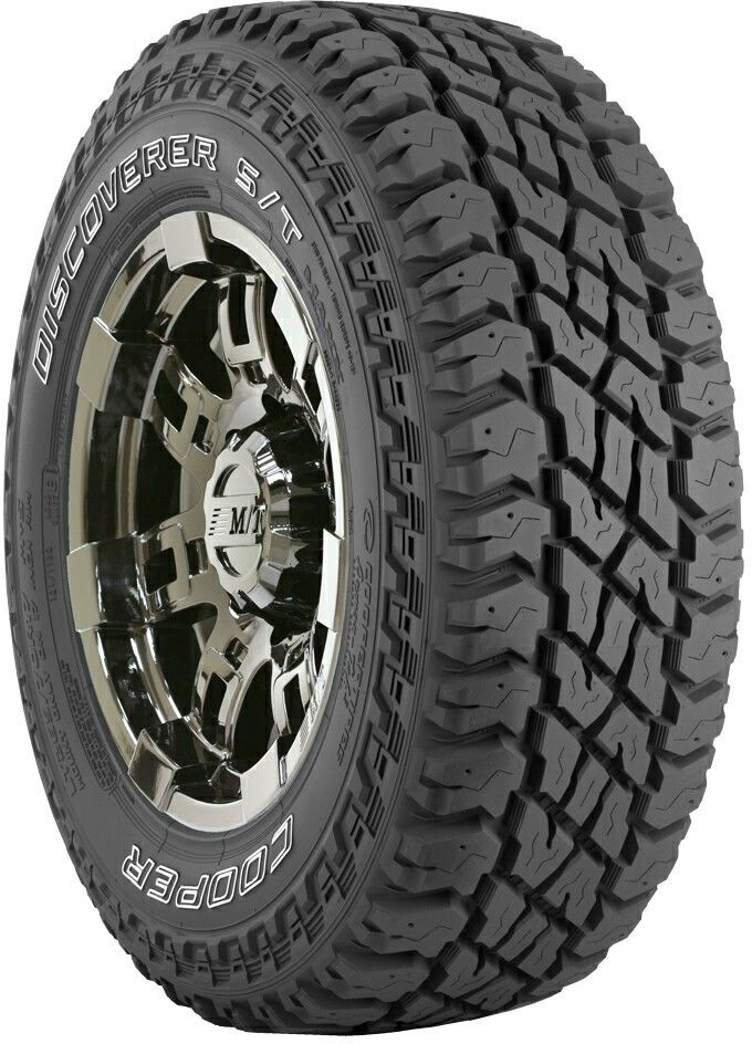 Cooper Discoverer S/T MAXX 255/80R17 121/118 Q BSW