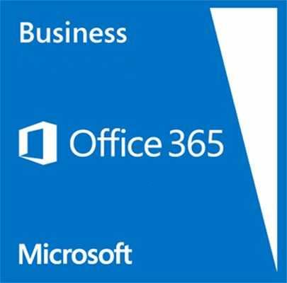 Microsoft Office 365 Business 5 PC/MAC 1Rok