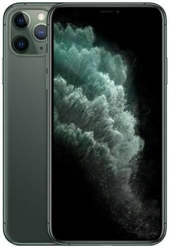 Apple iPhone 11 Pro Max 256GB Nocna Zieleń