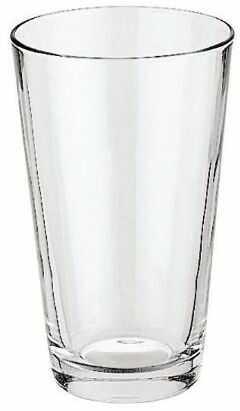 Paderno Szklany shaker Boston