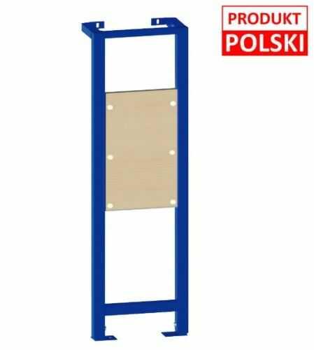 Stelaż podtynkowy do uchwytów 37cm, 112-129cm, 10 lat gwarancji Polska produkcja