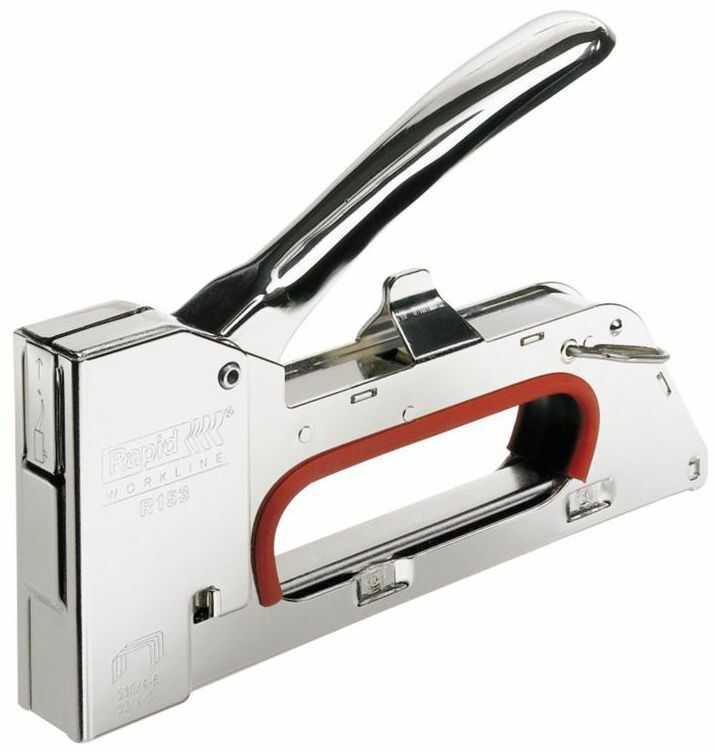 Zszywacz ręczny STALOWY TYP 53 4-8 mm R153 RAPID