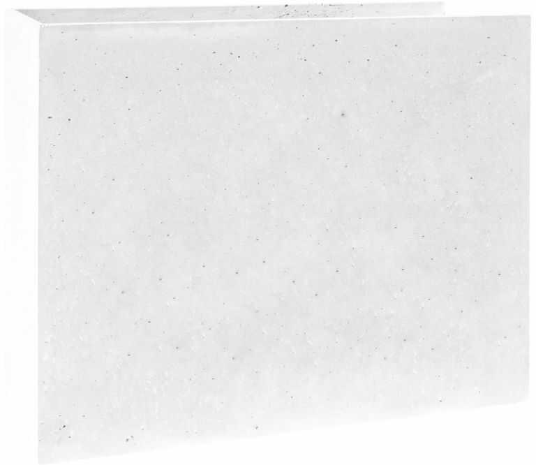 Donica betonowa MURO L 90x30x70 biały