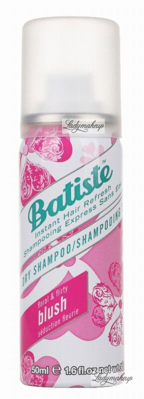 Batiste - Dry Shampoo - BLUSH - Suchy szampon do włosów - 50 ml