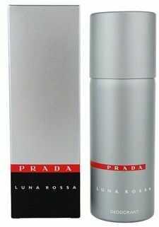 Prada Luna Rossa Luna Rossa 150 ml dezodorant w sprayu dla mężczyzn dezodorant w sprayu + do każdego zamówienia upominek.