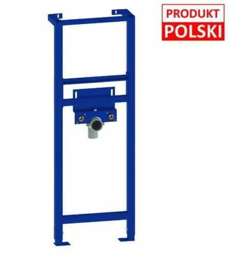 Stelaż podtynkowy do umywalki 41cm 112-129cm, 10 lat gwarancji Polska produkcja