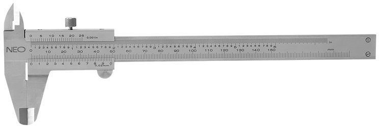 Suwmiarka 150mm stal nierdzewna 75-000