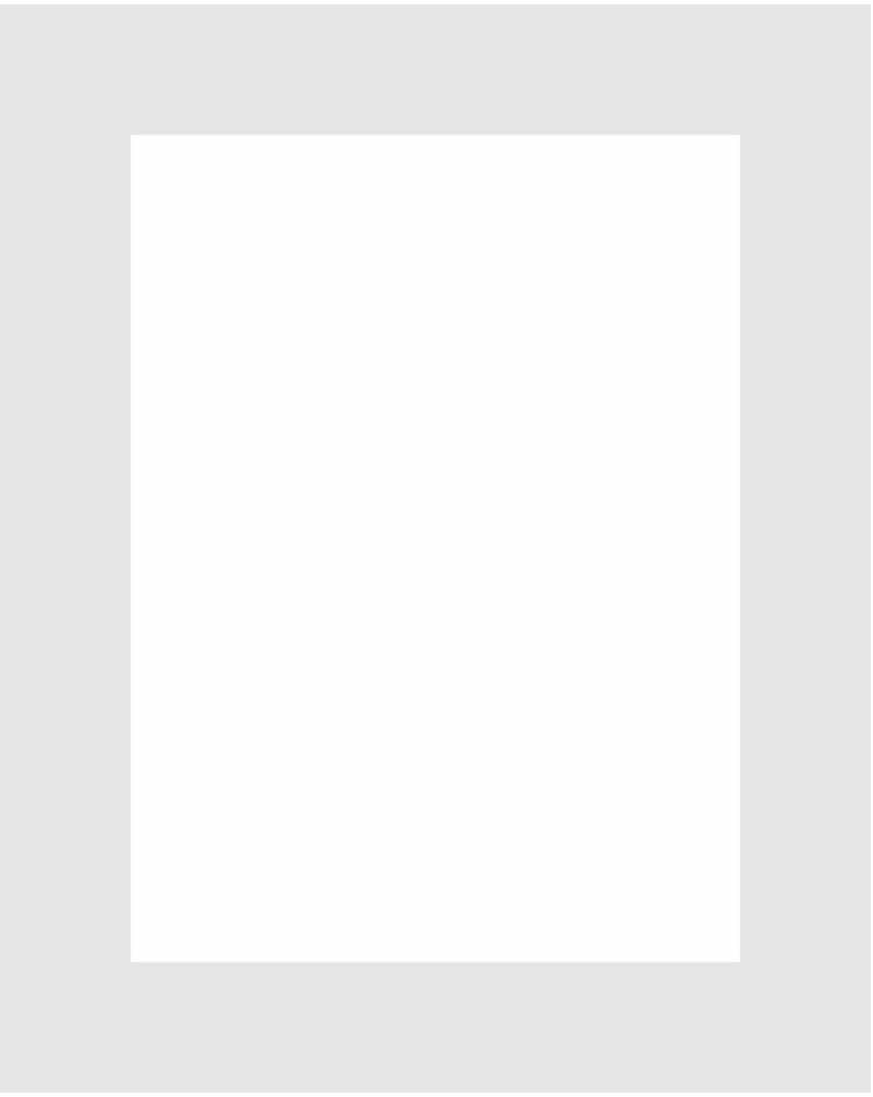 Passe-partout 148 białe 40 x 50 cm