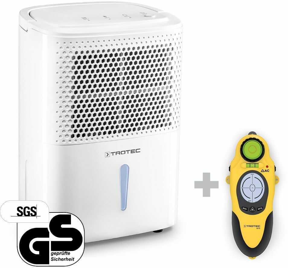 Osuszacz powietrza TTK 26 E + Wallscanner BI15