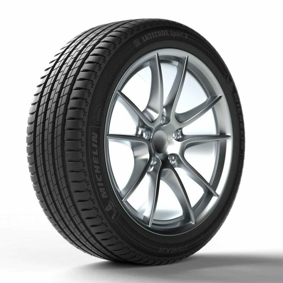 Michelin Latitude Sport 3 275/50R19 112Y N0 XL DEMO DOT16