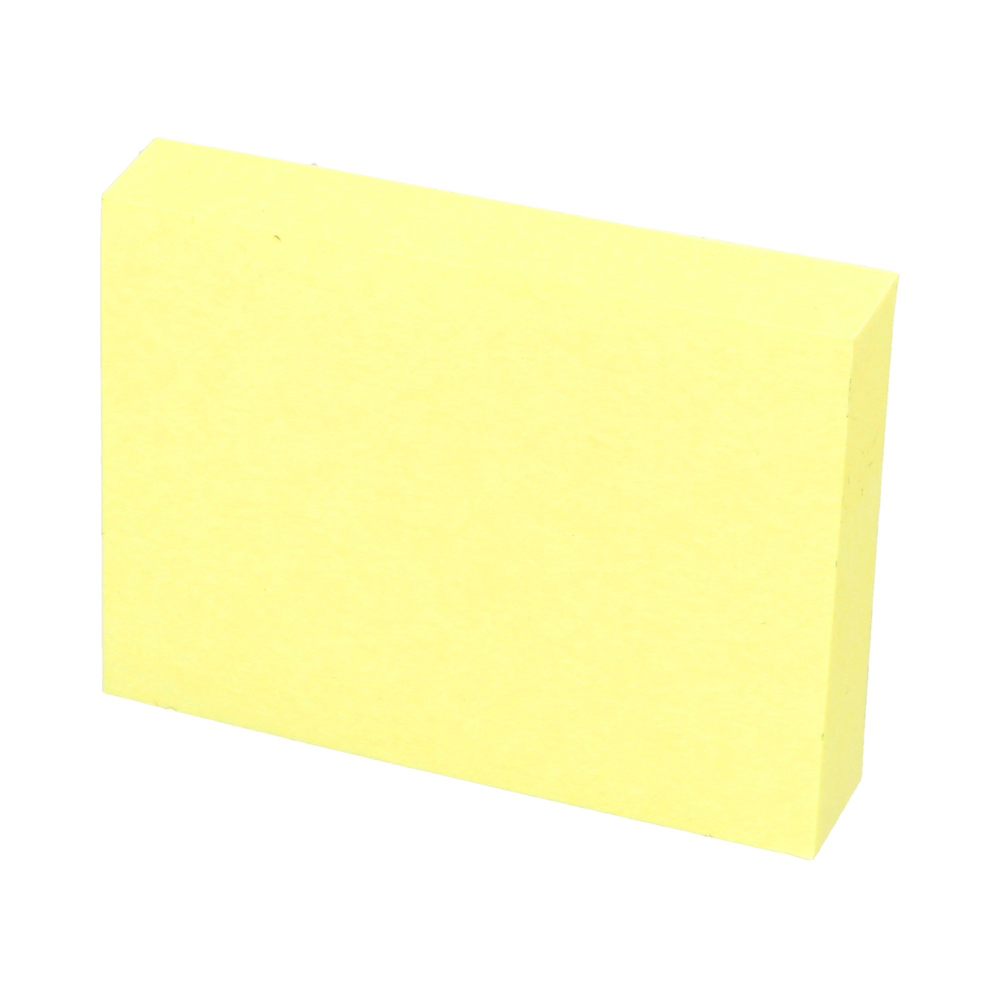 Karteczki samoprzylepne 38x51/100 żółty P-it