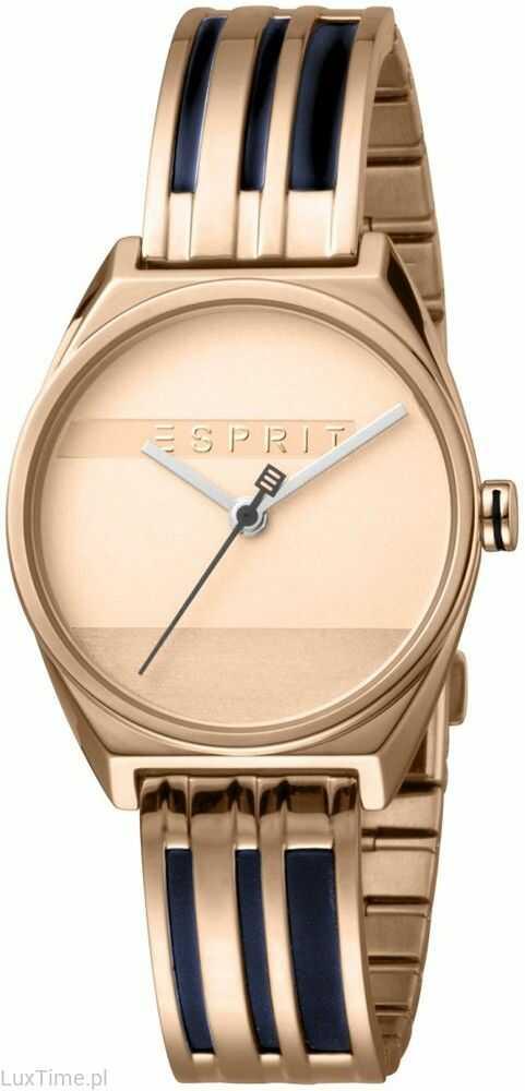 Zegarek Esprit ES1L059M0035 - CENA DO NEGOCJACJI - DOSTAWA DHL GRATIS, KUPUJ BEZ RYZYKA - 100 dni na zwrot, możliwość wygrawerowania dowolnego tekstu.