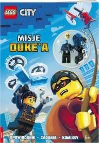LEGO City Misje Dukea - praca zbiorowa