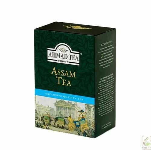 Ahmad Assam 100g herbata liściasta