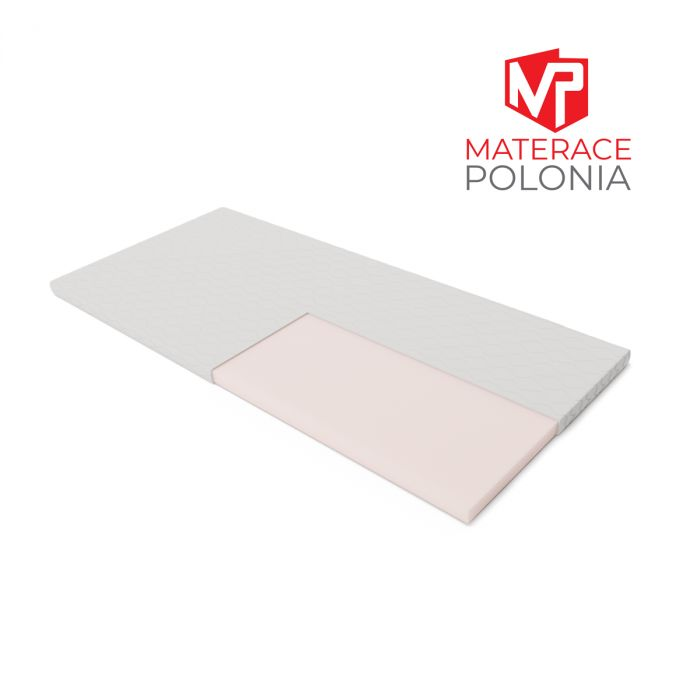 materac nawierzchniowy WYBOROWY MateracePolonia 80x200 H1 + testuj 25 DNI