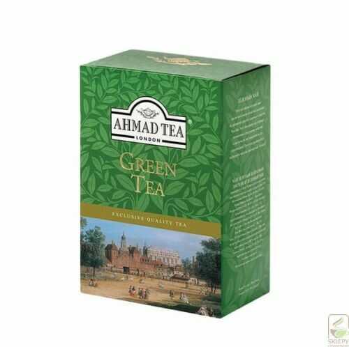 Ahmad Green Tea 100g liściasta