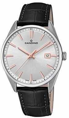 Zegarek Candino C4622-1 - CENA DO NEGOCJACJI - DOSTAWA DHL GRATIS, KUPUJ BEZ RYZYKA - 100 dni na zwrot, możliwość wygrawerowania dowolnego tekstu.