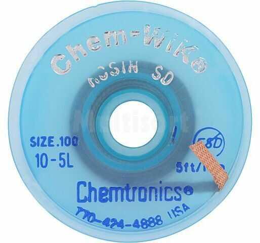Taśma rozlutowująca CHEMTRONICS W:2,54mm L:1,5m
