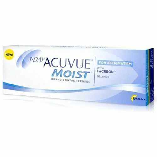 Soczewki 1 Day Acuvue Moist for Astigmatism 30szt.