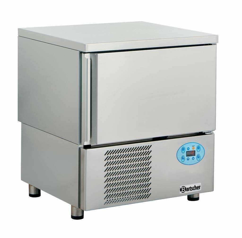 Bartscher Chłodziarko-zamrażarka szokowa AL5 - kod 700605