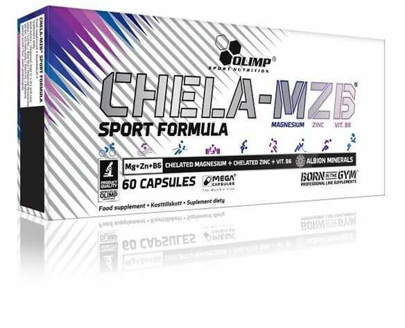 Chela MZB Sport Formula 60caps