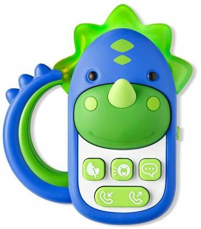 Aktywny telefon zoo dinozaur