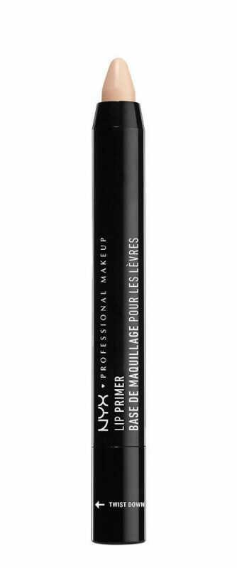 NYX Professional Makeup - LIP PRIMER - Baza pod pomadkę - 01 - NUDE