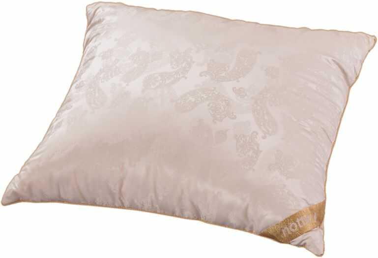 Poduszka trzykomorowa NOTTE DOLCE ANIMEX puchowa, Rozmiar: 40x40 Darmowa dostawa, Wiele produktów dostępnych od ręki!