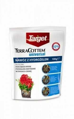 Terracottem  nawóz z hydrożelem 4w1  100 g target