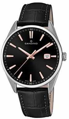 Zegarek Candino C4622-4 - CENA DO NEGOCJACJI - DOSTAWA DHL GRATIS, KUPUJ BEZ RYZYKA - 100 dni na zwrot, możliwość wygrawerowania dowolnego tekstu.